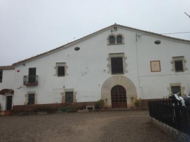 Farm house 1500's